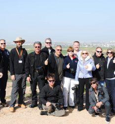 MKISC Experience Israel Gaza Border