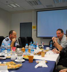 MKISC Experience Israel Netanya Police Department