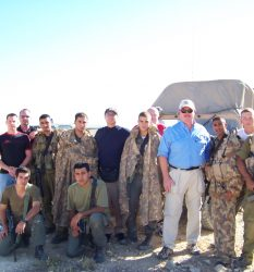 MKISC With USA Law Enforcement on a unique and special Experience Israel Training with Elite Israel Border Police
